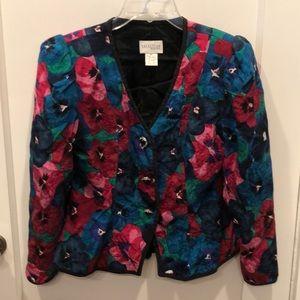 Vintage silk Nordstrom dressy top